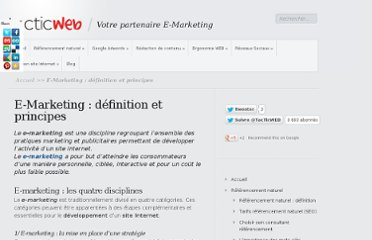 http://tacticweb.fr/e-marketing-definition-principes/