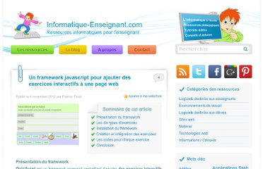 http://www.informatique-enseignant.com/framework-javascript-exercices-interactifs/#toc-les-dix-types-dexercices