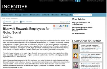 http://www.incentivemag.com/Incentive-Programs/Engagement/Articles/Bluewolf-Rewards-Employees-for-Going-Social/