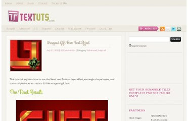 http://textuts.com/wrapped-gift-box-text-effect/