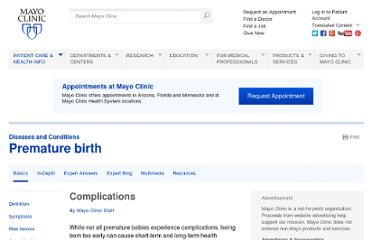 http://www.mayoclinic.com/health/premature-birth/DS00137/DSECTION=complications