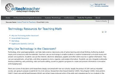http://edtechteacher.org/index.php/teaching-technology/tmwt