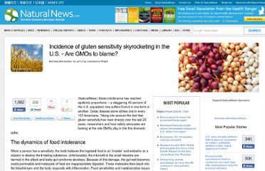http://www.naturalnews.com/037923_gluten_sensitivity_GMOs_food_intolerance.html