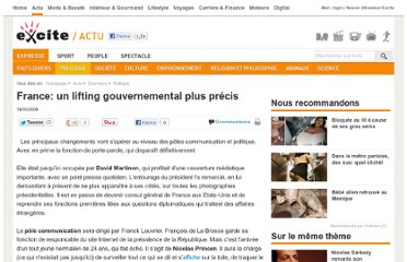 http://expresse.excite.fr/france-un-lifting-gouvernemental-plus-precis-N280.html