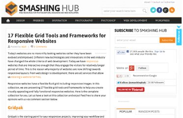 http://smashinghub.com/17-flexible-grid-tools-and-frameworks-for-responsive-websites.htm