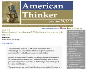 http://www.americanthinker.com/blog/2010/07/unemployment_rate_down_to_95_b.html
