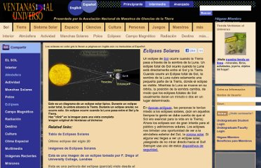 http://www.windows2universe.org/sun/atmosphere/solar_eclipse.html&lang=sp