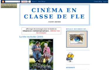 http://cinemafrancophone.blogspot.com/search/label/Adaptation%20cin%C3%A9matographique