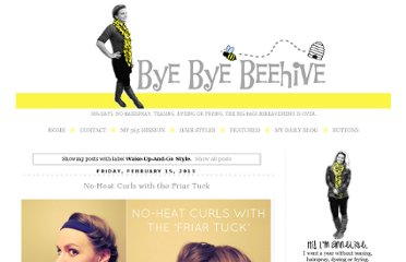 http://www.byebyebeehive.com/search/label/Wake-Up-And-Go%20Style