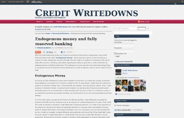 http://www.creditwritedowns.com/2012/11/endogenous-money-and-fully-reserved-banking.html