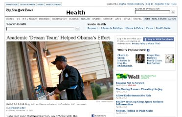 http://www.nytimes.com/2012/11/13/health/dream-team-of-behavioral-scientists-advised-obama-campaign.html?pagewanted=all&src=ISMR_AP_LO_MST_FB