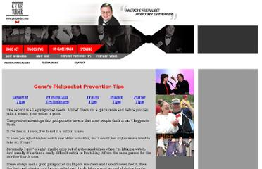http://www.pickpocket.com/Pickpocket-Prevention-Tips.asp