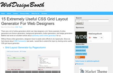 http://www.webdesignbooth.com/15-extremely-useful-css-grid-layout-generator-for-web-designers/
