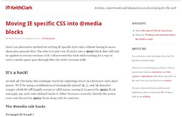 http://blog.keithclark.co.uk/moving-ie-specific-css-into-media-blocks/