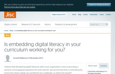 http://www.jisc.ac.uk/blog/digitalliteracy/