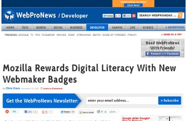 http://www.webpronews.com/mozilla-rewards-digital-literacy-with-new-webmaker-badges-2012-11