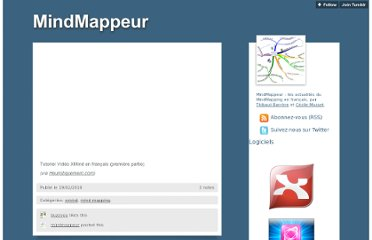 http://www.mindmappeur.fr/post/398435302/tutoriel-video-xmind-en-francais-premiere