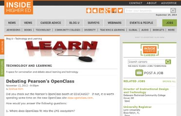 http://www.insidehighered.com/blogs/technology-and-learning/debating-pearsons-openclass