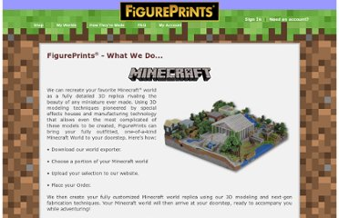 http://www.figureprints.com/minecraft/Default.aspx