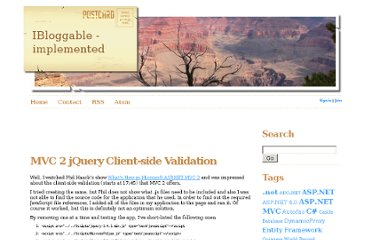 http://weblogs.asp.net/nmarun/archive/2010/03/21/mvc-2-jquery-client-side-validation.aspx