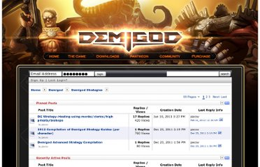 http://forums.demigodthegame.com/forum/524