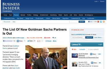 http://www.businessinsider.com/partner-day-at-goldman-2012-11