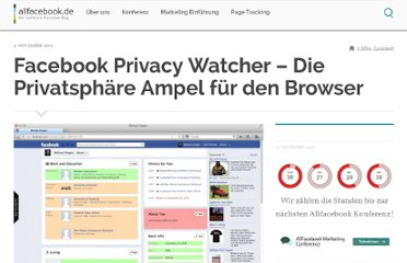 http://allfacebook.de/features/facebook-privacy-watcher-die-privatsphare-ampel-fur-den-browser/