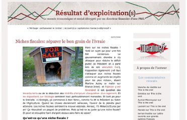 http://resultat-exploitations.blogs.liberation.fr/finances/2010/07/niches-fiscales.html
