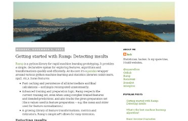 http://www.kenvanharen.com/2012/11/getting-started-with-ramp-detecting.html