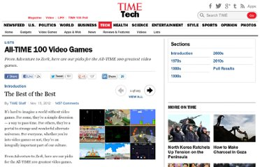 http://techland.time.com/2012/11/15/all-time-100-video-games/