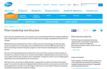http://www.pfizer.com/about/leadership_and_structure/leadership_structure.jsp