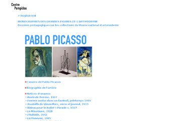 http://mediation.centrepompidou.fr/education/ressources/ENS-picasso/ENS-picasso.html