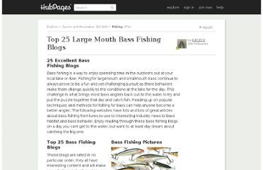 http://czczcz.hubpages.com/hub/Top-25-Large-Mouth-Bass-Fishing-Blogs
