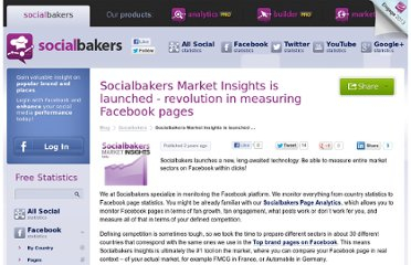 http://www.socialbakers.com/blog/97-socialbakers-market-insights-is-launched-revolution-in-measuring-facebook-pages