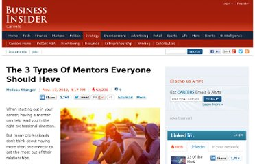 http://www.businessinsider.com/you-can-have-more-than-one-mentor-2012-11