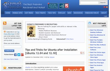 http://www.techsupportalert.com/content/tips-and-tricks-ubuntu-after-installation-ubuntu-1204.htm