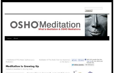 http://meditation.blog.osho.com/meditation-is-growing-up/
