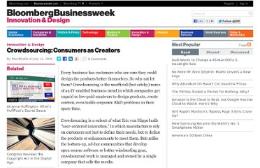 http://www.businessweek.com/stories/2006-07-12/crowdsourcing-consumers-as-creators