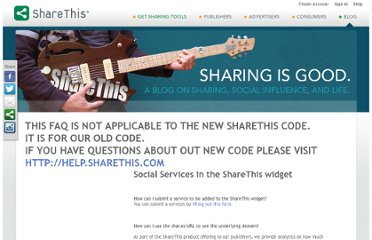 http://blog.sharethis.com/social-services-in-sharethis-widget/