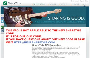 http://blog.sharethis.com/faq/developers-faq/sharethis-api-examples/