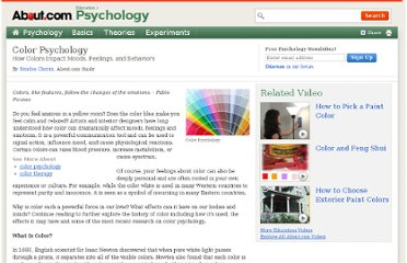 http://psychology.about.com/od/sensationandperception/a/colorpsych.htm