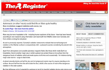 http://www.theregister.co.uk/2012/11/19/mars_astronauts_radiation_life_possible/