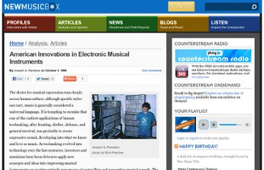 http://www.newmusicbox.org/articles/American-Innovations-in-Electronic-Musical-Instruments/