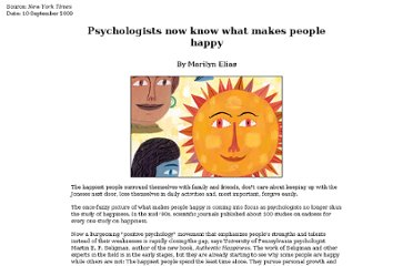 http://www.biopsychiatry.com/happiness/