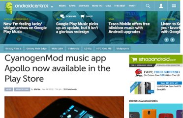 http://www.androidcentral.com/cyanogenmod-music-app-apollo-now-available-play-store