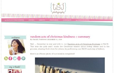 http://tsjphotography.com/blog/random-acts-of-christmas-kindness-summary/