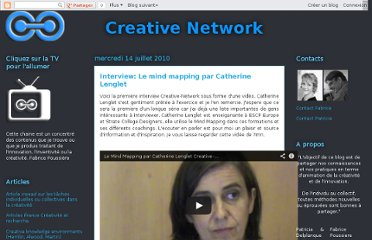 http://creative-network.blogspot.com/2010/07/interview-le-mind-mapping-par-catherine.html
