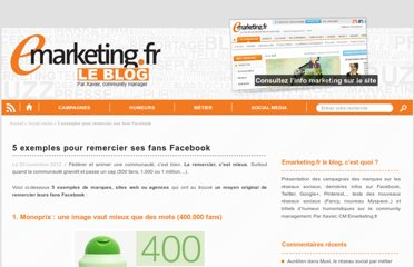 http://blog.e-marketing.fr/5-exemples-pour-remercier-ses-fans-facebook/