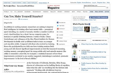 http://www.nytimes.com/2012/04/22/magazine/can-you-make-yourself-smarter.html?pagewanted=6&_r=0