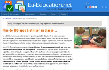 http://etigliss.ecolenumerique.be/pages/bonus_apps.php